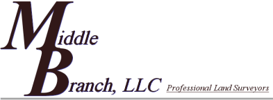 Middle Branch Surveying Logo